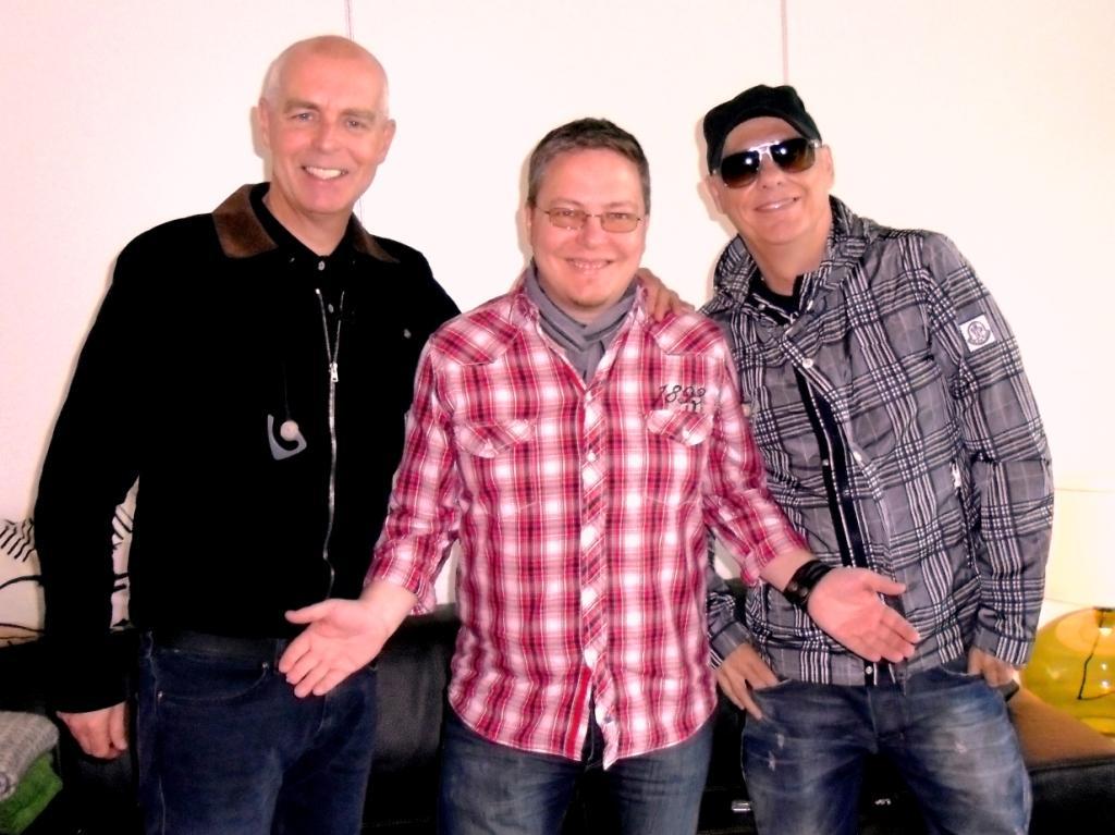 Pet Shop Boys & BOW-tanic