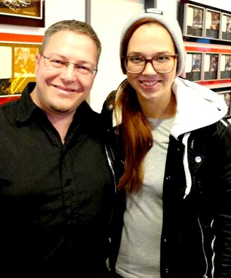 BOW-tanic & Stefanie Heinzmann