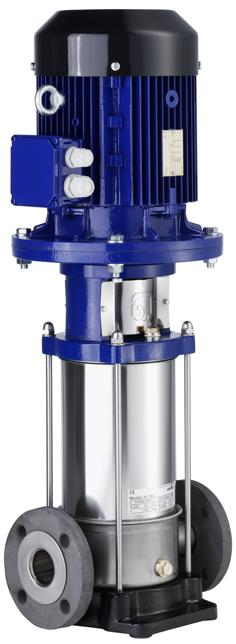 Pompe Multicellulaire verticale KSB