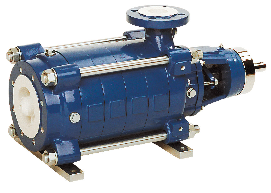 Pompe Multicellulaire horizontale KSB