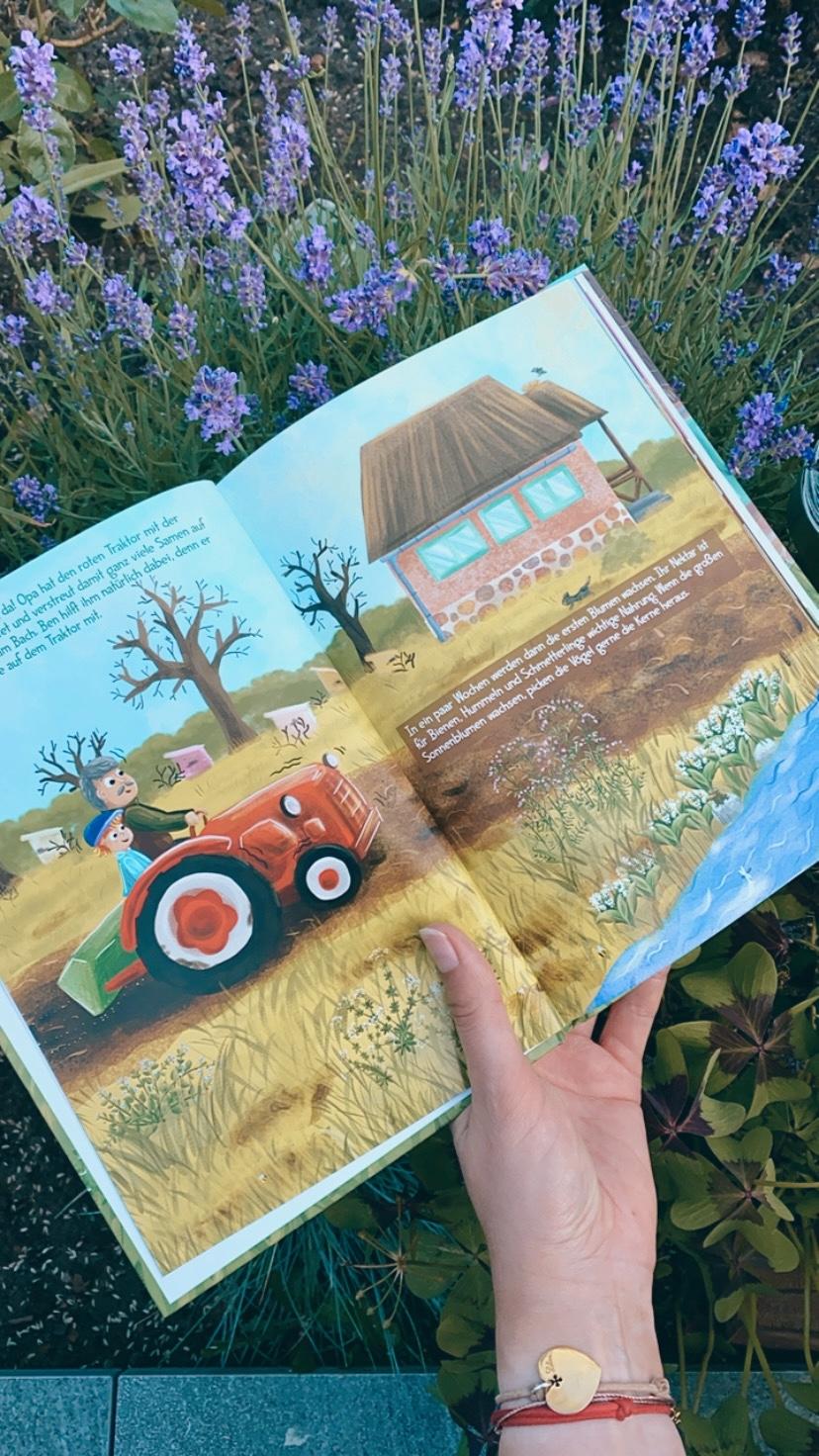 Die Welt der wilden Kräuter mit Kindern entdecken- Buchvorstellung