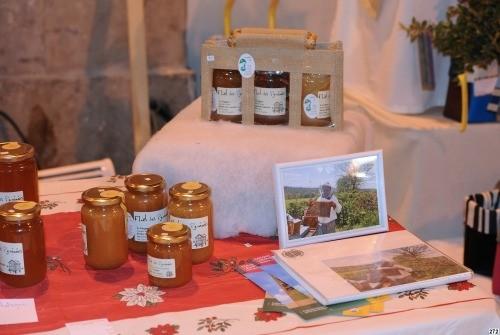 Miel des Pyrénées d'Annie et André