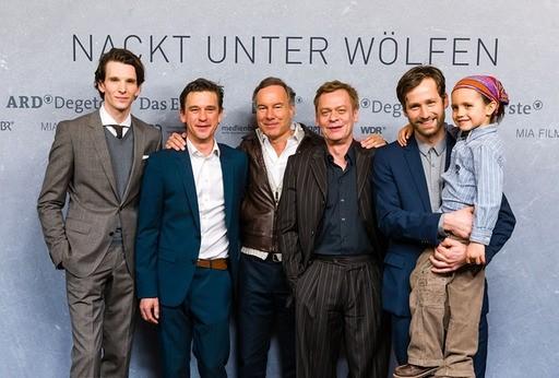 Premiere Nackt unter Wölfen © ARD/ Ufa fiction