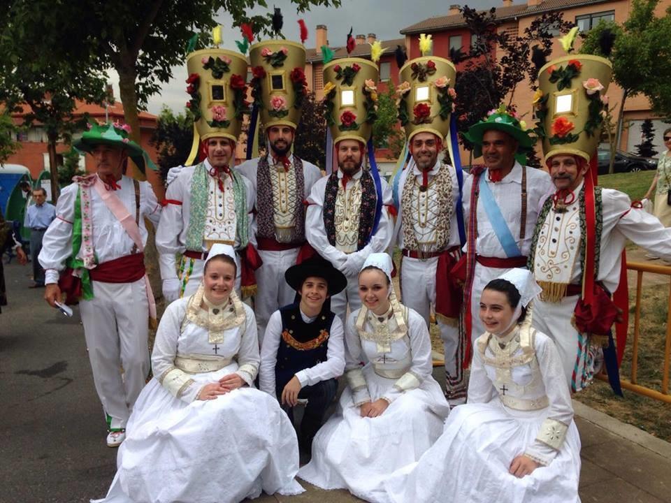 Le groupe Ikusgarri a invité le cercle du Moulin Vert à Portugalete