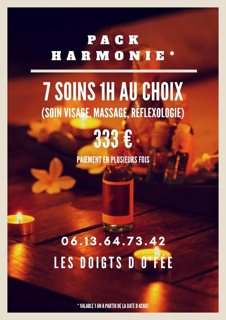 Pack Harmonie