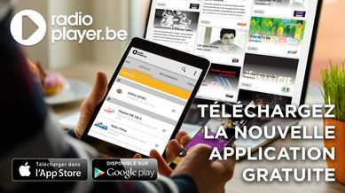 Radioplayer.be, téléchargez la nouvelle application gratuite