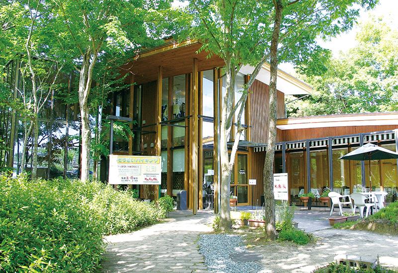 内子町(道の駅 フレッシュパークからり)