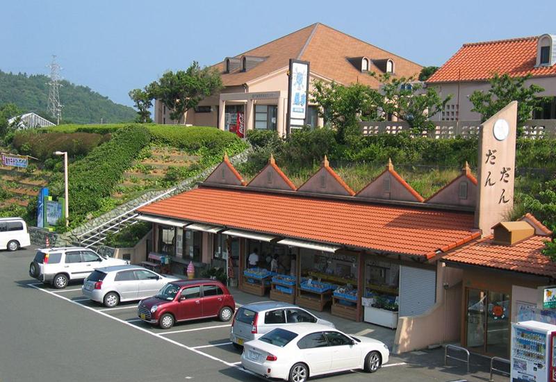 伊方町(佐田岬・道の駅 瀬戸農業公園)