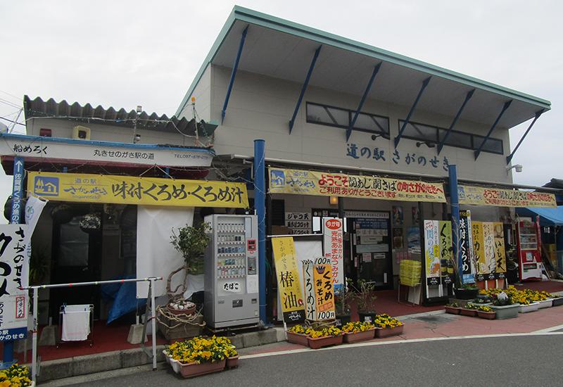 大分市(道の駅 さがのせき)