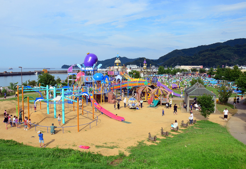 津久見市(つくみん公園)