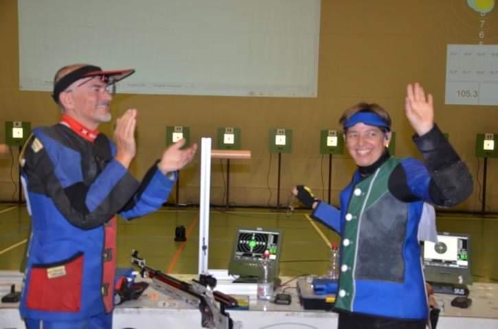 GSC Auflage 2020 Sieger E. Zellweger und Yvonne