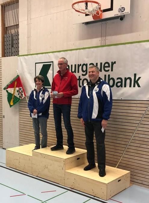 Ostschweizerverband Meisterschaft Kat. Gäste 2020 * Sieger Corsin Derungs