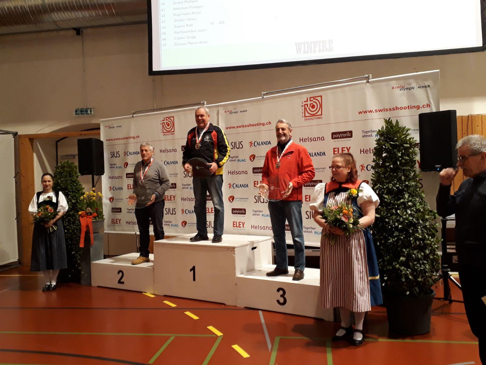 3. Rang Guido - Schweizermeisterschaft Bern