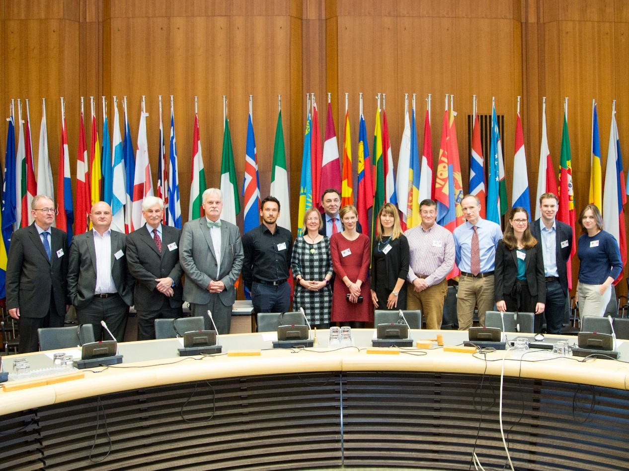 Knowledge Transfer and Awareness Raising (picture OSCE)