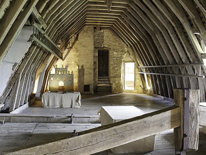 Bild: Château Brisson in Saint Brisson-sur-Loire