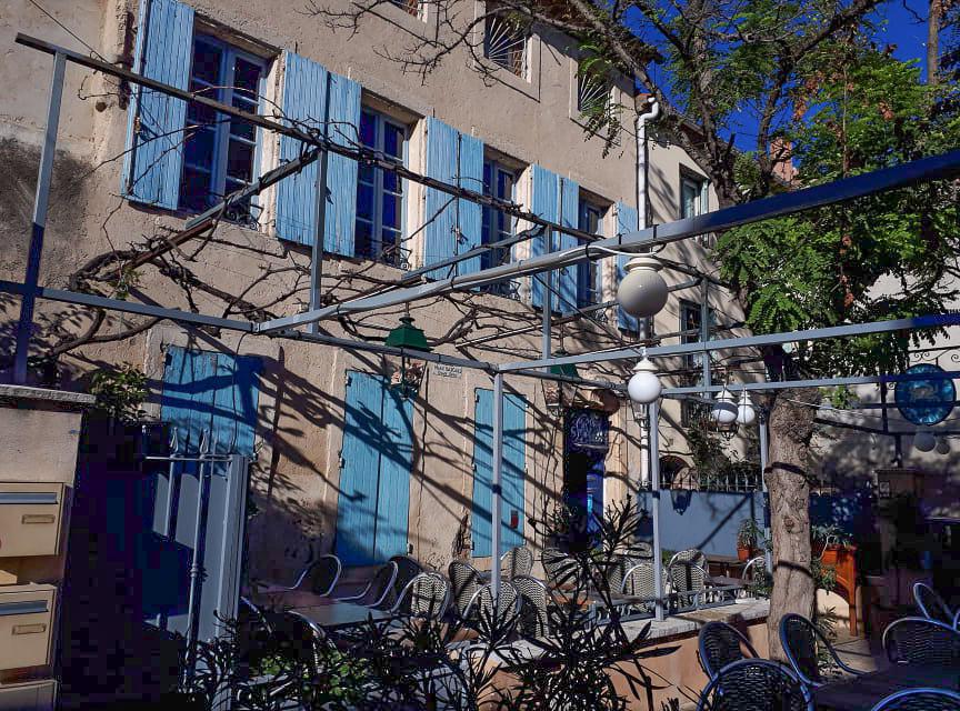 Bild: La Cranquette ein Fischrestaurant,  13 rue de la République, 11430 Gruissan