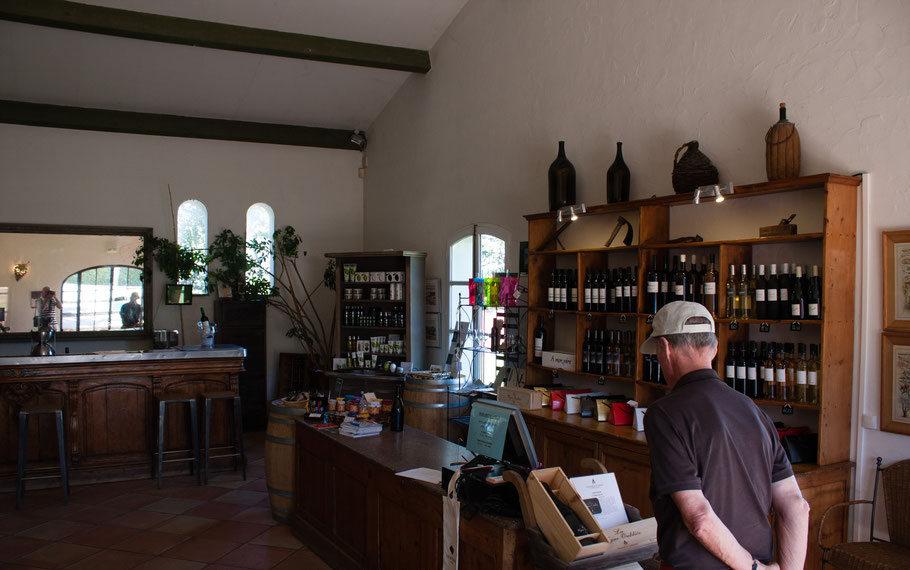 Bild: Vignobles Chasson, Roussillon, Provence, Frankreich