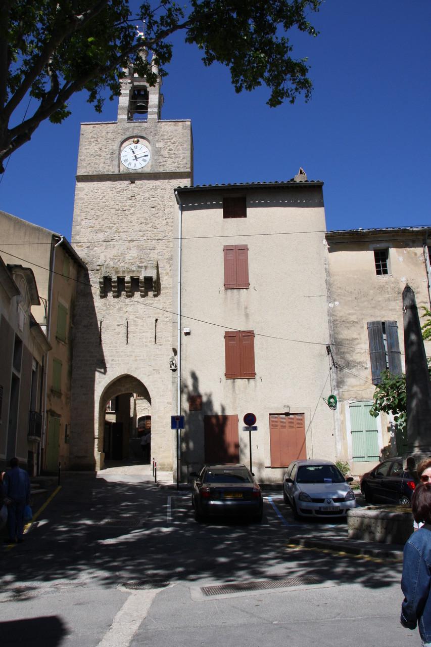 Bild: Belfried, Glockenturm, Cucuron, Vaucluse, Provence