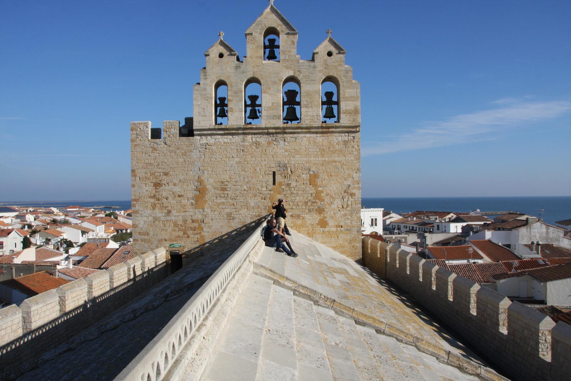 Saintes-Maries-de-la-Mer - provence in wort und bild