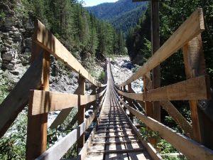 yoga & wandelen in de bergen