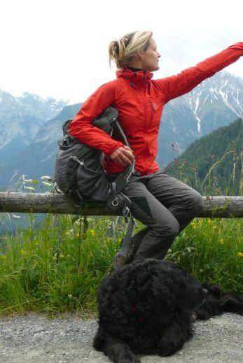 yoga & wandelen in de bergen met Mieke Nakken