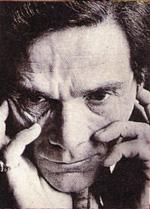Portrait de Pier Paolo Pasolini