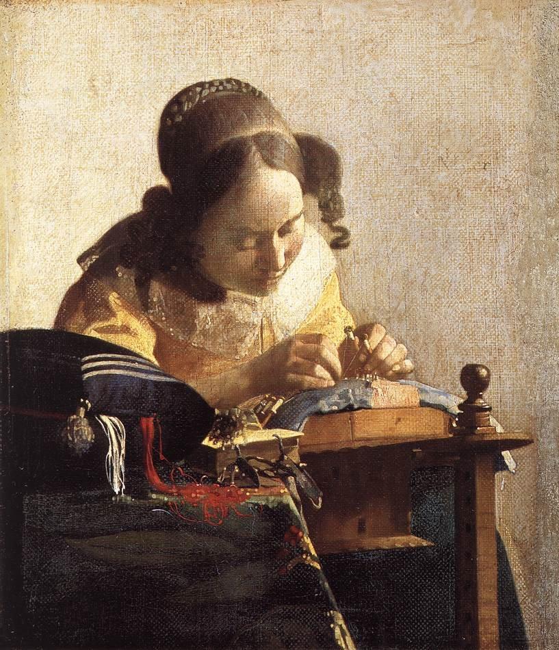 La Dentellière (1669-71)