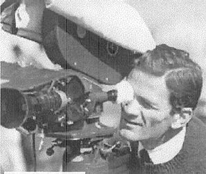 Tournage de son premier film : Accattone