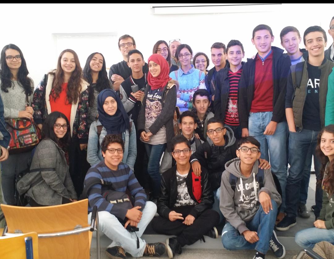 La classe de Tanger !