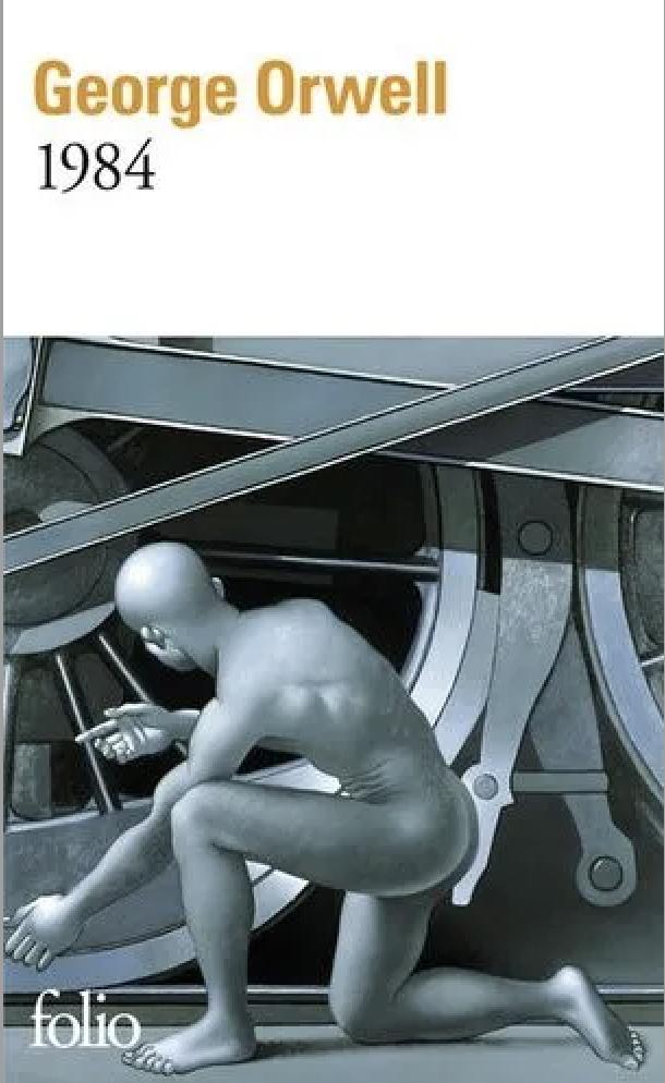 Première de couverture de 1984