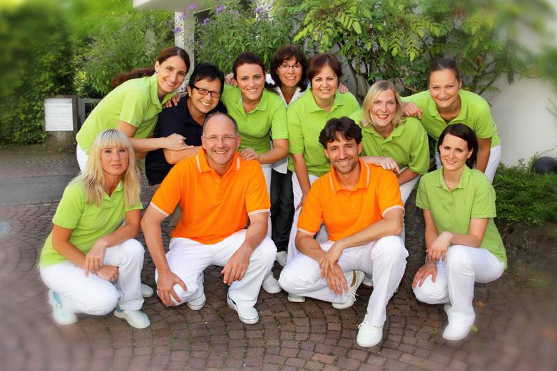 Zahnarztpraxis Team Dr Clemens Guter und Guido Stiehle