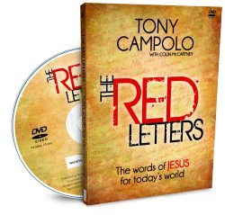 DVD: Dr. Tony Campolo And Rev. Colin McCartney