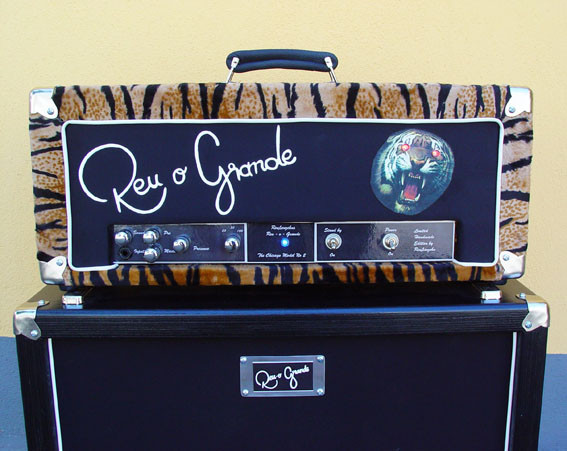 Reu-o-Grande Tiger Top