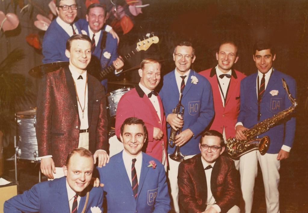 2. Dezember 1966, Stadthalle Offenbach: Tanz und Show mit Hazy Osterwald und den Trainboys