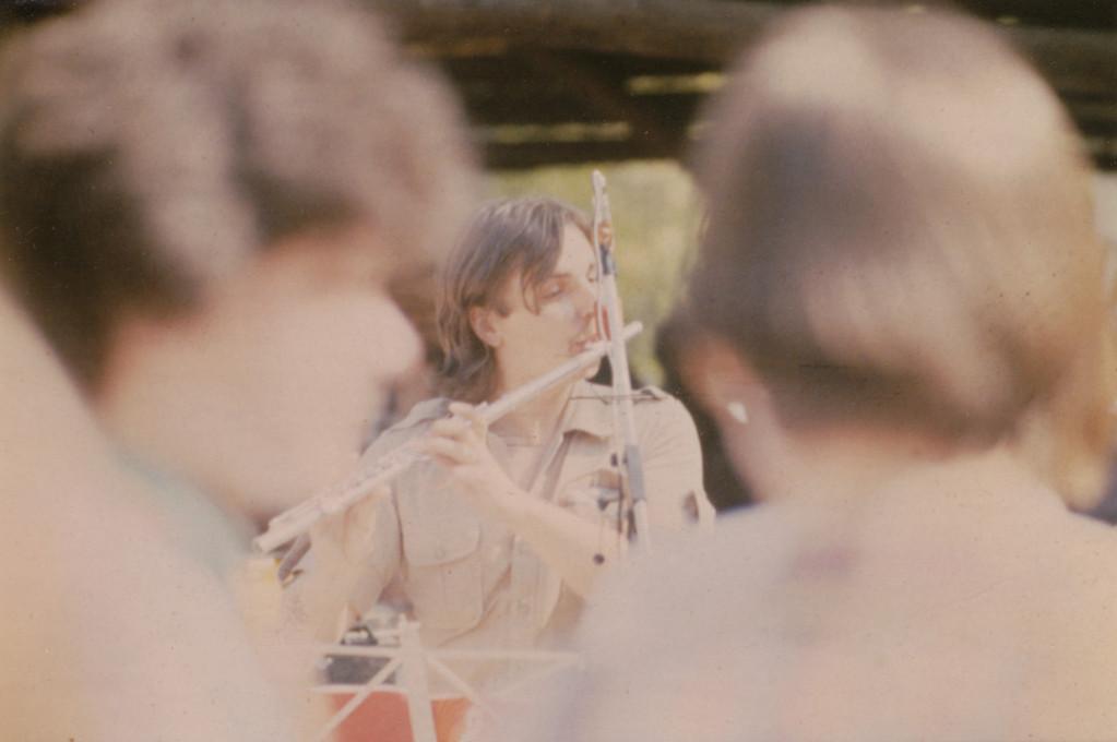 1. Auftritt Waldfreizeitanlage Jügesheim 1979 / Horst Olbrisch