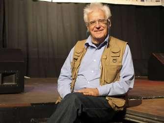 Dieter Stein ist für Wandel und hebt deshalb den neuen Verein Open World aus der Taufe. Wahrscheinlich wird auch die Halle irgendwann umbenannt. (Foto: Weil)