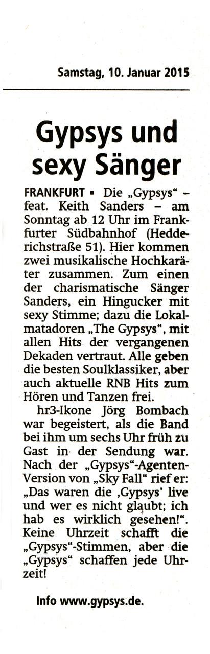 Offenbach Post, 10. Januar 2015