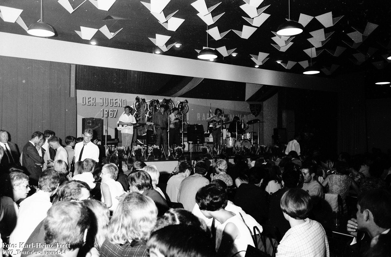 1967 - Tour der Jugend