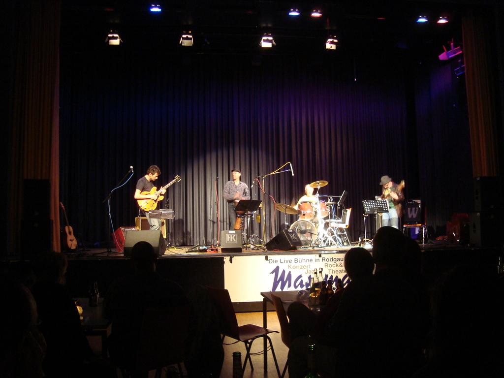 The Fratermen, 21. April 2012