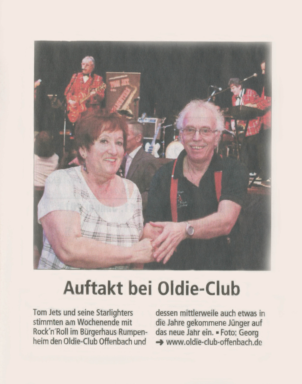 Offenbach Post, 8. Januar 2014