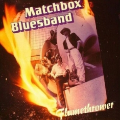 """Die erste LP """"Flamethrower"""" (1988)"""