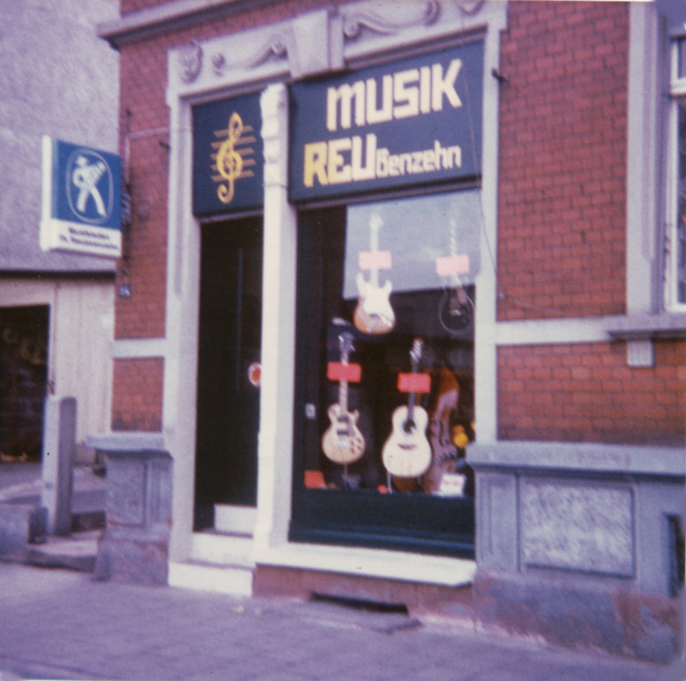 Der Laden in der Mathildenstraße 25 in Ofenbach