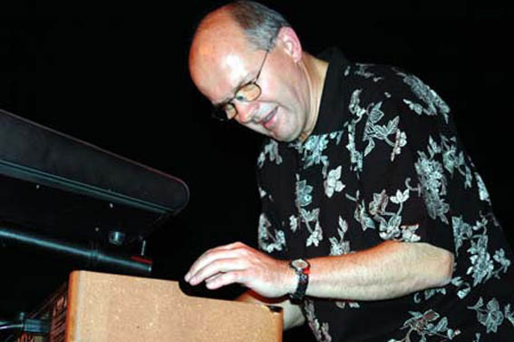 Kulturhalle Rödermark 2006, Michael Dartsch  (Foto: Dieter Kaiser)