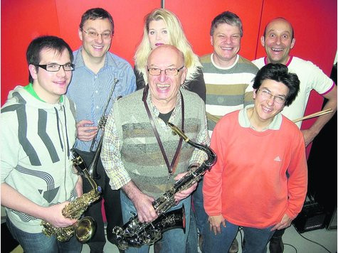 Jazzband der Musikschule Obertshausen
