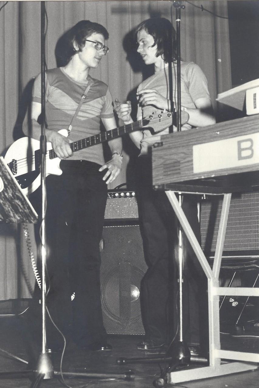 Dieter Jonas & Walter Erb