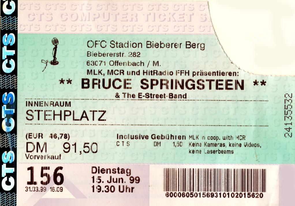 Der Boss in Offenbach!