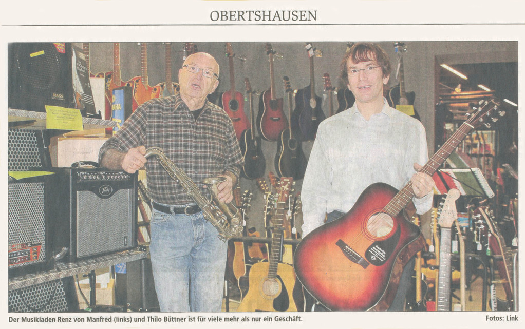 Offenbach Post, 21. Januar 2012 Text (Bild)