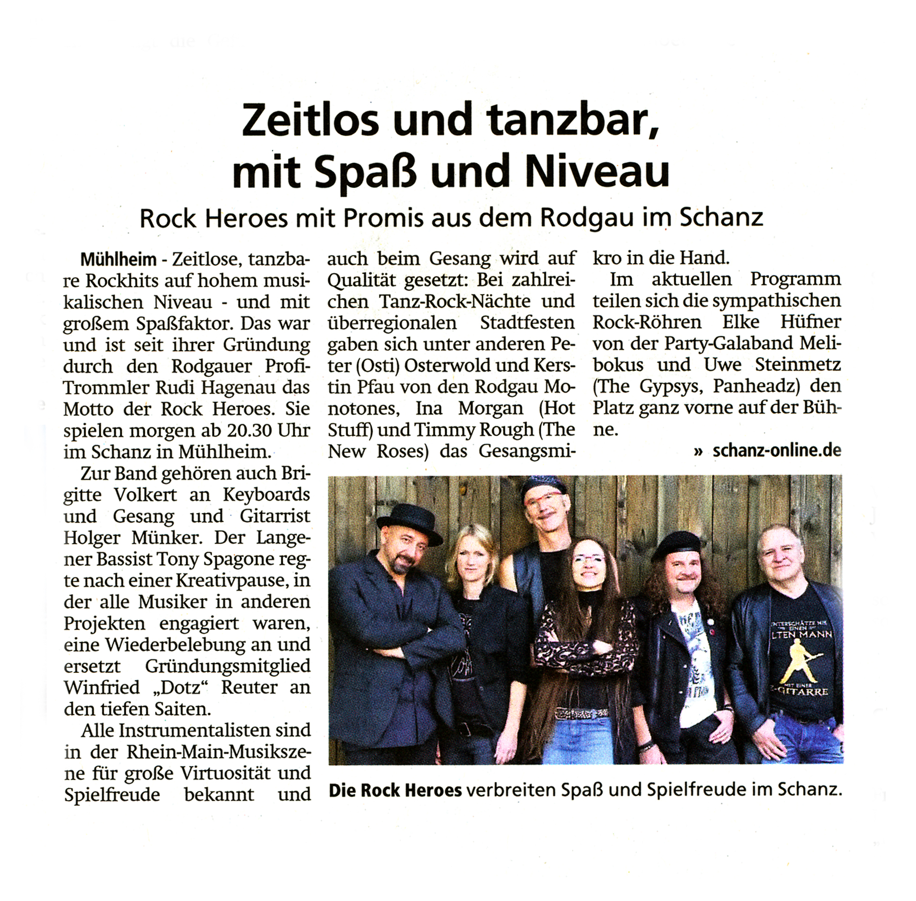 Offenbach Post, 26. September 2019