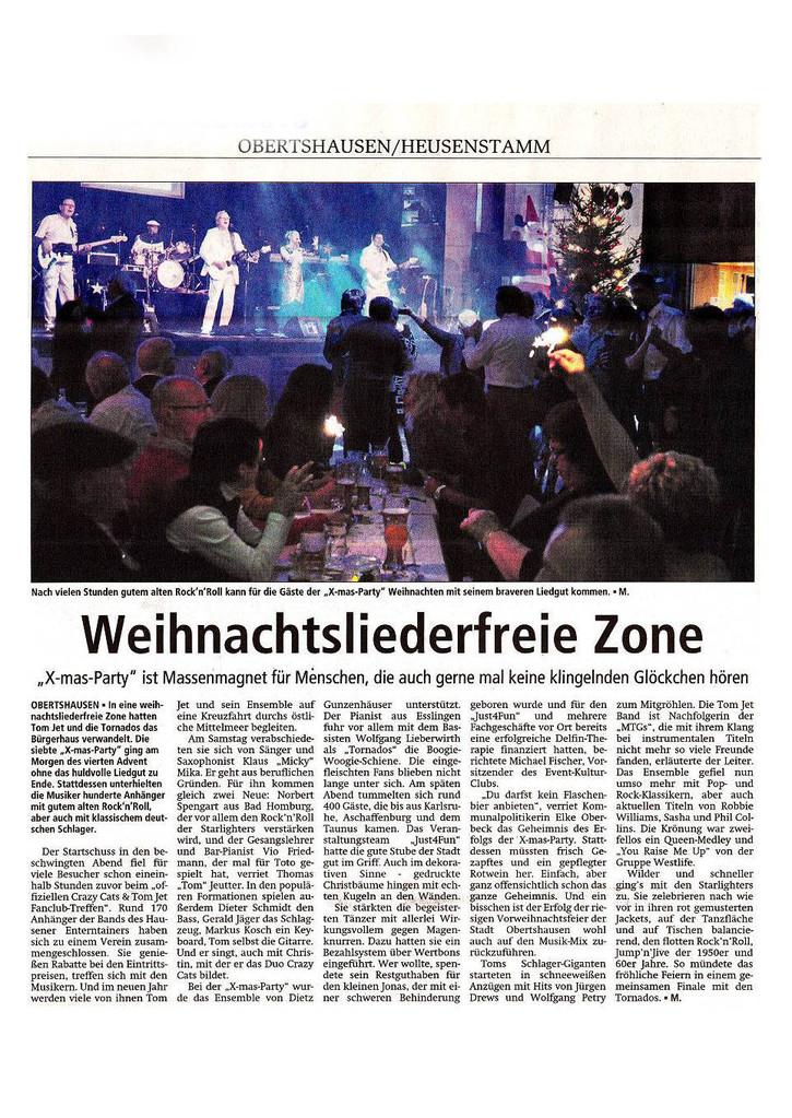Offenbach Post, 22. Dezember 2013
