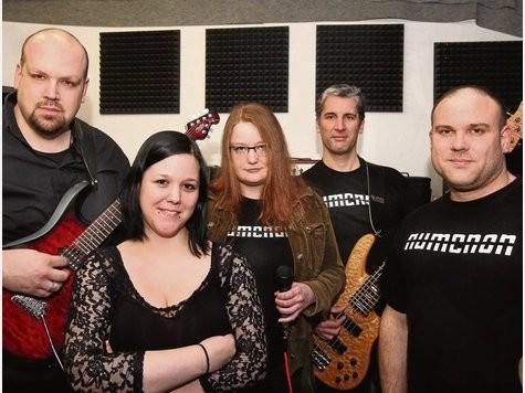 """Die Rodgauer Band """"Numenon"""" ist eine der 96 Gruppen, die Ende August bei """"Rocken"""" in Nieder-Roden auftreten."""